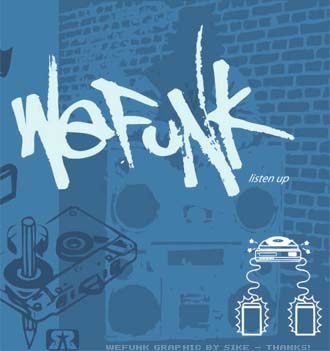 WE Funk Radio