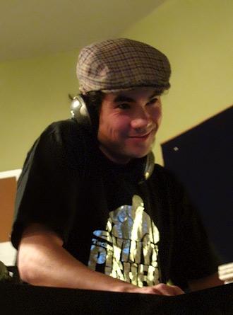 DJ Camero on WEFUNK 601