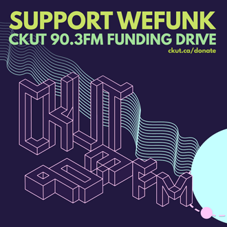CKUT Funding Drive - Please donate!