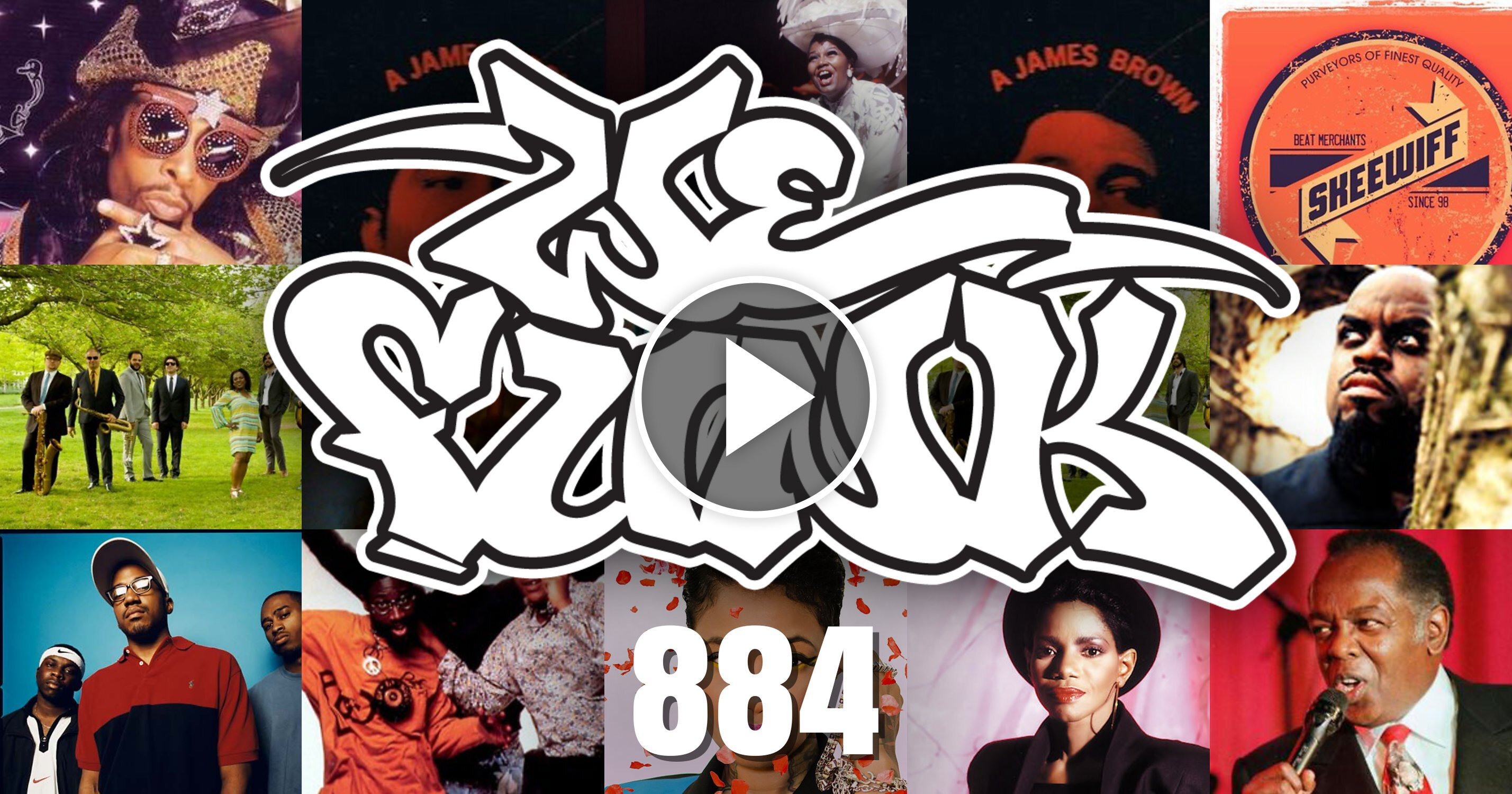 WEFUNK Show 884